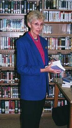 Author Susan Vreeland