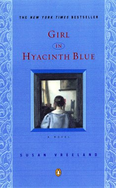 Cover for: Girl in Hyacinth Blue by Susan Vreeland