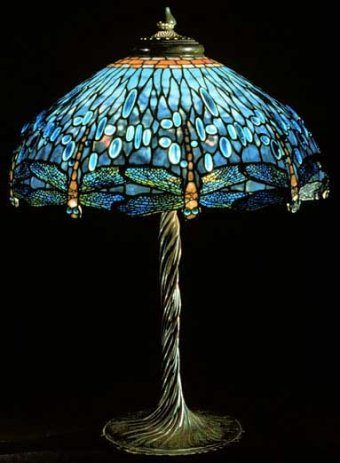 image 8 Dragonfly Lamp