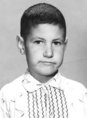 Billy, age 4, 1954